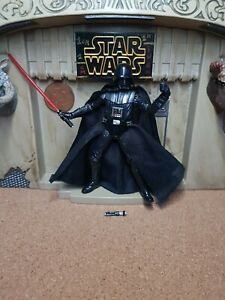 Star Wars Darth Vader Figure Revenge of the Sith Very Rare Super-articulated