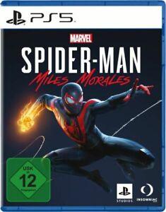 Marvel's Spider-Man Miles Morales PS5 Neu & OVP