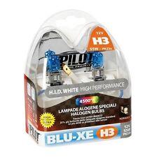 Lampada Alogena Blu-Xe 4150K H3 12V 55W PK22t 2PZ Scatola Plast. COD. 58182