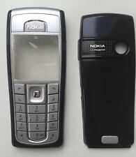 to Fit a Nokia 6230i Fascia Housing Cover Silver Keypad