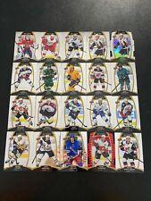 2019-20 Upper Deck Allure Hockey Card Lot Jersey Rookies Inserts