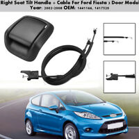 Front Right Seat Tilt Handle and Tilt Cable For Ford Fiesta MK6 3 Door 02-08