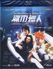 City Hunter Blu Ray Jackie Chan Joey Wang Chingmy Yau Goto Kumiko NEW Eng Sub