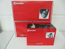 Brembo Brake Discs And Brake Pads Ford Mondeo IV Set For Front