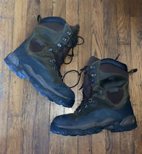 Irish Setter Red Wing boots 12 snow tracker brown