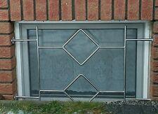 Fenstergitter aus edelstahl g nstig kaufen ebay - Fenstergitter edelstahl einbruchschutz ...