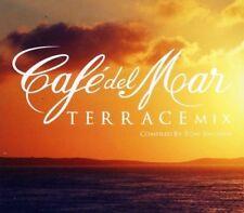 CAFE DEL MAR-TERRACE MIX 2 CD NEW+