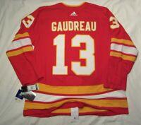 JOHNNY GAUDREAU size 56 = XXL - Calgary Flames Alternate 3rd NHL ADIDAS JERSEY