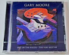 Gary Moore - Very Best Of - NEW CD SEALED - Out In The Fields