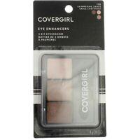 CoverGirl Eye Enhancers 3-Kit Eyeshadow, Shmmering Sands 110, 0.14 oz