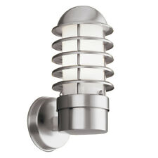 Searchlight Stainless Steel Outdoor Strong Wall Bracket Contemporary Light IP44