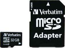 Cartes mémoire Verbatim Universel pour téléphone mobile et assistant personnel (PDA)