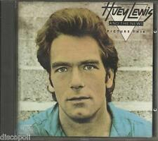 HUEY LEWIS AND THE NEWS  Picture this CD 1982 USED MINT