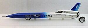 REPLICARZ 1/20 BLUE FLAME ROCKET CAR LAND SPEED RECORD 1970 GARY GABELICH 622MPH