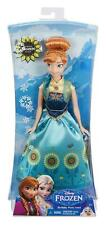 Disney Frozen Fever Birthday Party Anna Doll - DGF57 - New