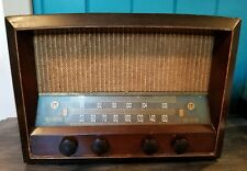 RCA Victor Model 68R3 FM Superheterodyne Tube Radio 1946-47