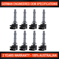 Set of 8 Ignition Coil for Mercedes Benz C-Class CL500 CLK500 CLS500 8 Cyl