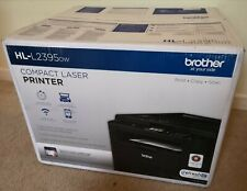 New Brother HL-L2395DW Wireless All-In-One mono laser Printer AIO 2395dw