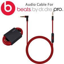 3.5mm Ersatz Stereo Audio Kable Cord Für Beats by Dr. Dre PRO DETOX Kopfhörer