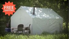 Camping Wall Tents for sale | eBay