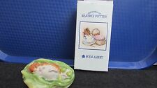 Royal albert beatrix potter timmy willie on peapod P2996 Excellent boxed