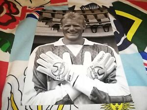 Original Peter Schmeichel brondby if press photo very rare