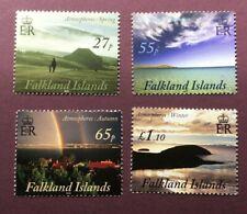 FALKLAND ISLANDS 2010 - ATMOSPHERE - FULL STAMP SET - MINT NEVER HINGED