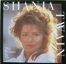 SHANIA TWAIN - THE WOMAN IN ME - CD