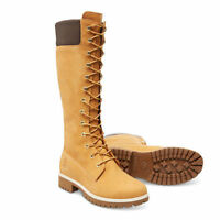 Timberland Women 14 Inch Boot Wheat 3752R.