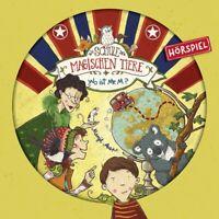 DIE SCHULE DER MAGISCHEN TIERE - 07: WO IST MR.M? (HÖRSPIEL)   CD NEW
