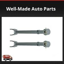 Rubicon Express Front Upper Adjustable Superflex Control Arms For Wrangler 07 17