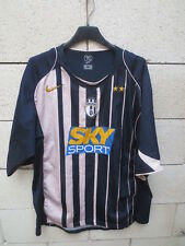 Maillot JUVENTUS TURIN 2005 NIKE maglia calcio shirt football vintage XL