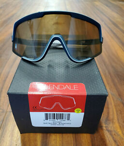 100% Glendale Cycling Sunglasses - Soft Tact Raw, Bronze Lens