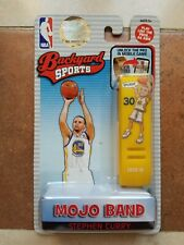 *TWO* Kid's Stephen Curry Wristbands Golden State Warriors Bracelet Sports NBA