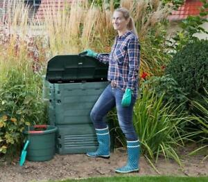 Thermo-King Composter, 400l, 600l, 900l capacity