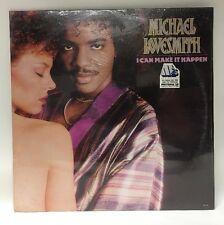 Michael Lovesmith I Can Make It Happen 6045MI Motown Lp Record Sealed!