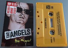 Tear Me Apart ~ THE ANGELS Cassingle (Cassette Tape Single)