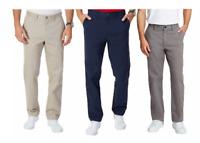 NEW!! Nautica Men's Soft Twill Classic Fit Deck Pants Variety