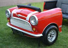 MK1 MORRIS MINI COOPER SOFA - Car Furniture - IN STOCK READY TO SHIP or PICK UP