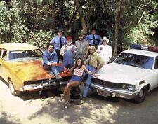 THE DUKES OF HAZZARD ORIGINAL WHOLE CAST TV SERIES BACH 8X10 PHOTO PICTURE