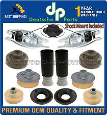 Rear UPP + LOW Shock Strut Mount Mounts CONTROL ARM ARMS BMW E82 E88 E90 Kit 12