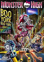 Monster High - Boo York Boo York DVD NEW DVD (8303939)