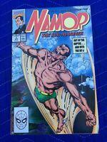 NAMOR THE SUB-MARINER! #1 APRIL 1990 MARVEL COPPER AGE COMIC BOOK NEAR MINT