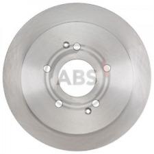 2x Bremsscheibe für Bremsanlage Hinterachse A.B.S. 18226