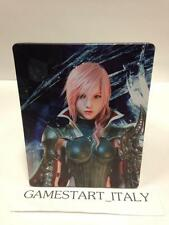 FINAL FANTASY XIII LIGHTNING RETURNS STEELBOX STEELBOOK NO GAME NEW PS3 XBOX 360