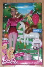 NEW Barbie I Can Be Pony Trainer Doll & Pony BNIB HTF