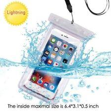 Étuis, housses et coques avec clip transparents transparents iPhone 7 pour téléphone mobile et assistant personnel (PDA)