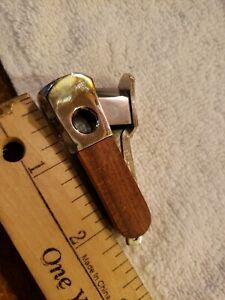 Small V Cutter  Cigar Cutter   New