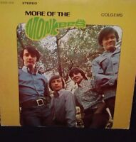 More Of The Monkees Vinyl Record Lp 1967
