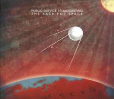 PUBLIC SERVICE BROADCASTING (UK) - THE RACE FOR SPACE [DIGIPAK] NEW CD